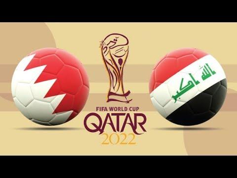 Iraq Vs Bahrain