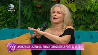 Teo Show (22.01.) - Anastasia Lazariuc a lucrat ca femeie de serviciu pentru a-si intretine familia!