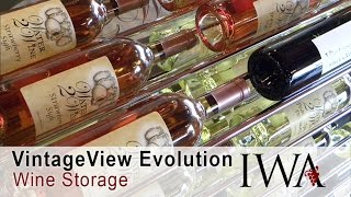 Custom Wine Cellars & Vintageview Evolution Series Wine Racking System