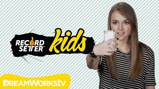 The Real Karate Kid & Other Surprising World Records with JENNXPENN | RecordSetter Kids