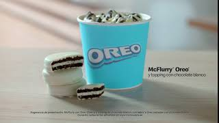 McFlurry Oreo Blanco