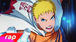 Rap do Naruto - O SÉTIMO HOKAGE | NERD HITS