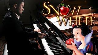 Snow White: Someday My Prince Will Come - Transcendental Piano Solo | Leiki Ueda