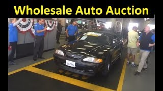 Auction How To Bid Buy Find Car Deals at Wholesale Auto For Sale