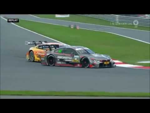 Dtm 2016 All crashes and Fails