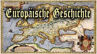 Europäische Geschichte - die wichtigsten Fakten (Doku Hörspiel)