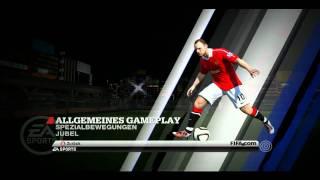 Fifa 11 [PC]~Tutorial~Tastenkombinationen - Arenaspieler ändern - Wo?