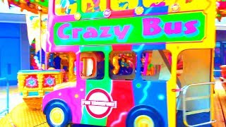 The Wheels On The Bus Song * Ride On Bus * Nursery Rhymes * Video For Kids