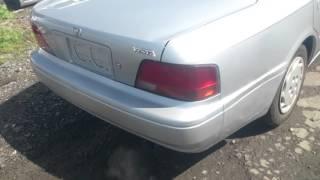 Видео-тест автомобиля Toyota Vista (SV40-0043772 1995г)