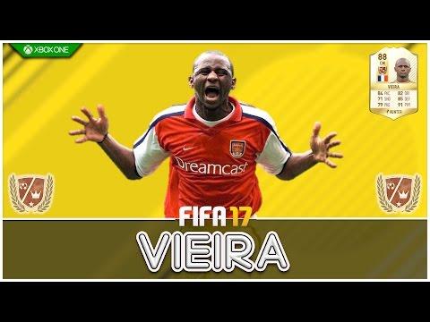 FIFA 17   Legend Review   Patrick Vieira !