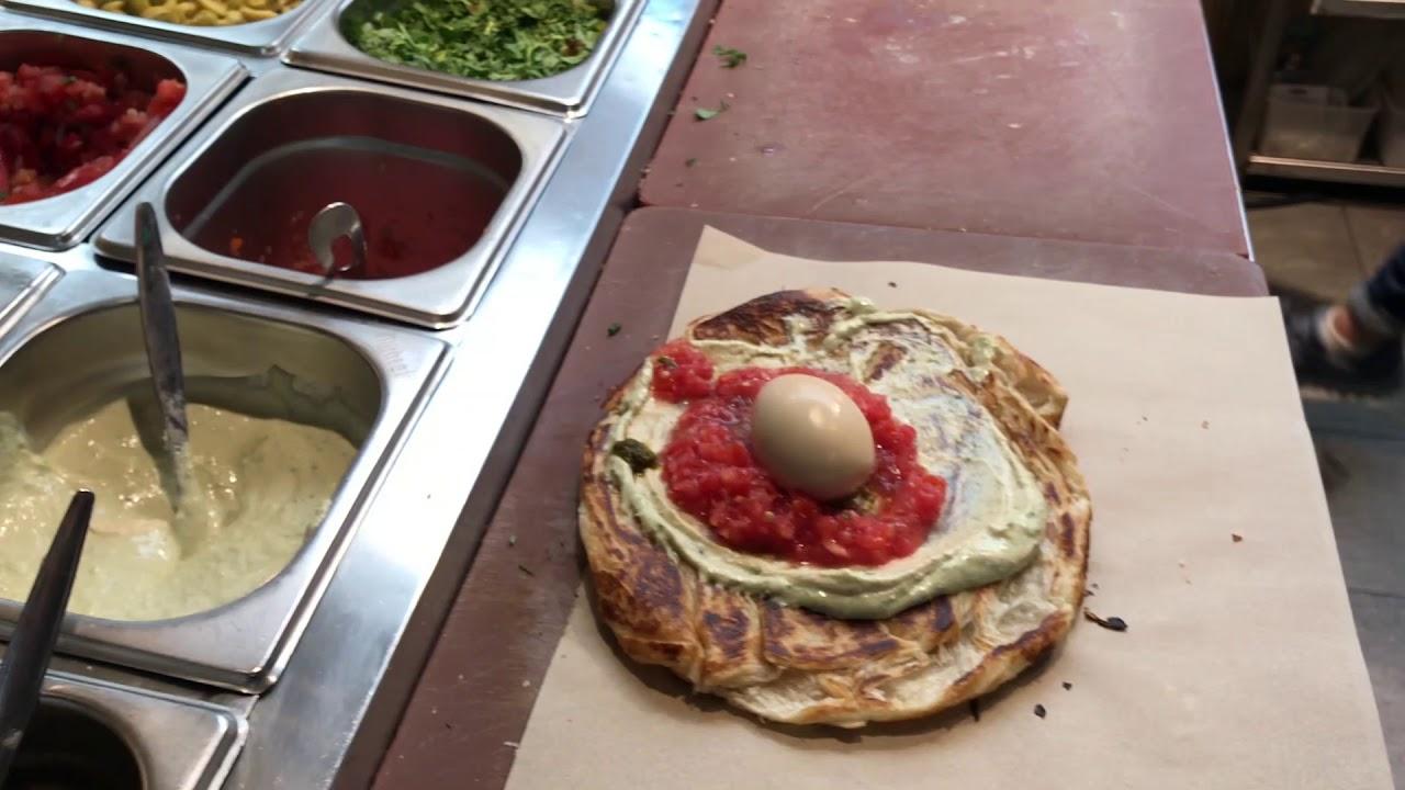 تعرف الى اسرائيل – مطعم يمني في إسرائيل