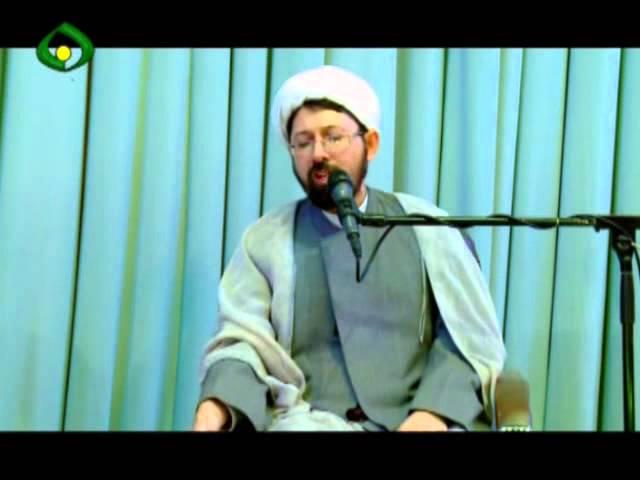 زمزم معرفت   مهدویت   حجت الاسلام آیتی   ۱۲۔۲۔۹۲ ۲ از ۳