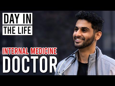 Day In The Life - Internal Medicine Intern