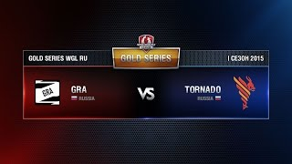 TORNADO vs GRA Week 2 Match 2 WGL RU Season I 2015-2016. Gold Series Group  Round