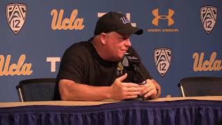 Chip Kelly Post Game Press Conference - USC vs. UCLA
