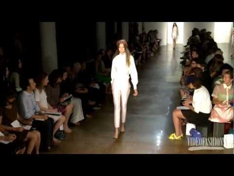Peter Som Spring/Summer 2013 - Videofashion