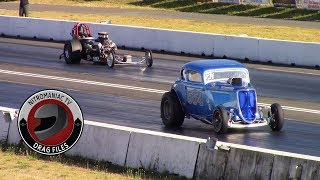 2016 Langley Loafers Old Time Drags Part 5 (Nostalgia Dragster Qualifying Session 2)