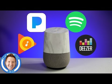 Set & Link Your Google Home Default Music Service Mp3