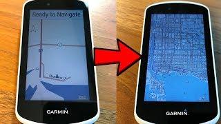 OpenStreetMaps on Garmin Edge 1030 // Free International Maps for Garmin Edge GPS