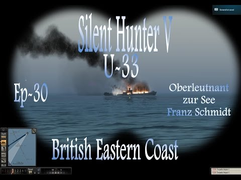 Silent Hunter V Ep 30 First miss Liberty cargo