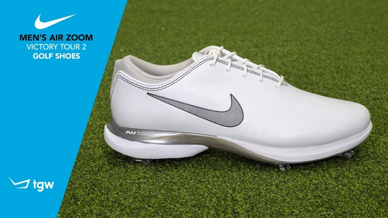 NIKE Air Zoom Victory Tour 2 Golf Shoes Overview by TGW