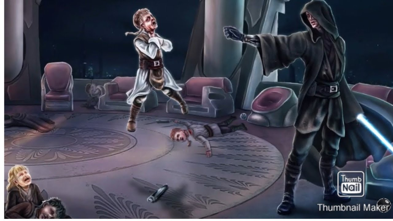 My star wars Theory what if anakin never turned to the ...
