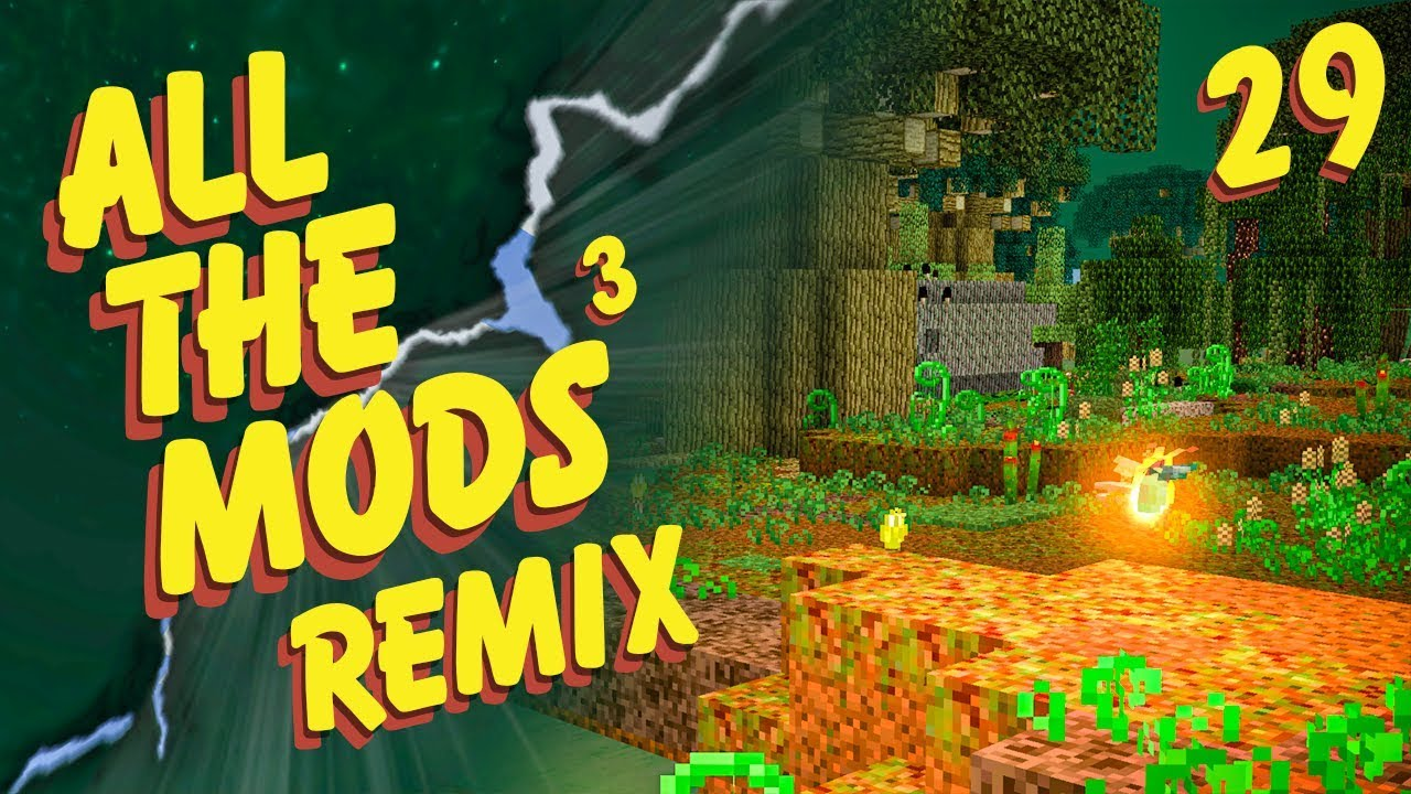 All The Mods 3 Remix Ep  29 The Betweenlands