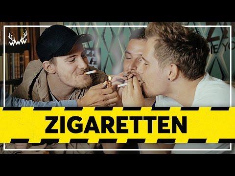 TWINS TESTEN: Zigaretten (mit Aaron Troschke)!