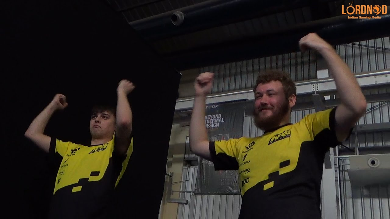 Na'Vi - Funn1k and Edward dance