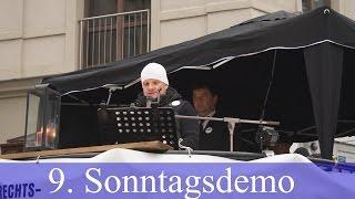 Wir sind Deutschland Kundgebung Plauen 15.11.2015 | 9. Sonntagsdemo