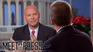 Mac Short: 'Arcane' Senate Rules Require Tax Cuts To Be Temporary (Full) | Meet The Press | NBC News