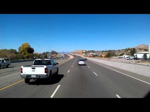 North of Santa Fe, New Mexico