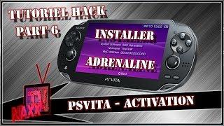 [PSVita] Tutoriel Activation + Adrenaline [Part5] Ajouter des jeux PSP