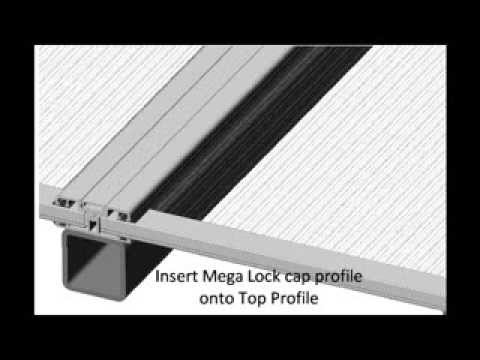 Polygal Polycarbonate Multiwall Sheets Mega Lock Glazing