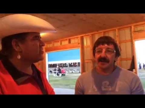 Batoche, Robert Doucette Interview for the Indigenous Radio Show