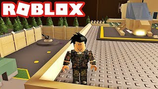 MY MILITARY BASE. Roblox