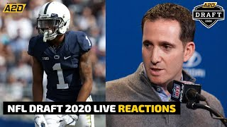 NFL Draft 2020 LIVE REACTIONS: 2nd & 3rd Round | Who Do The Eagles Select?