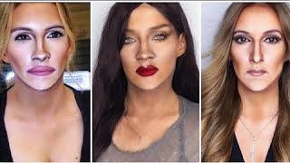This incredible makeup artist can change herself into anyone! 😯🤩