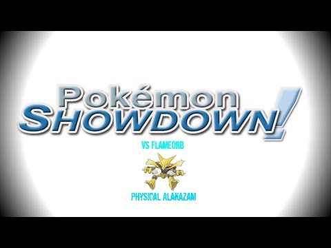 Pokemon Showdown Challenge - Episode 2 - Flame Orb