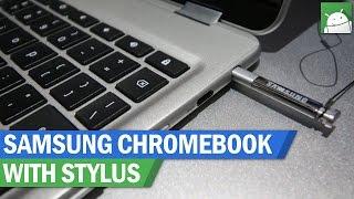 Hands-on: Samsung Chromebook Pro & Plus