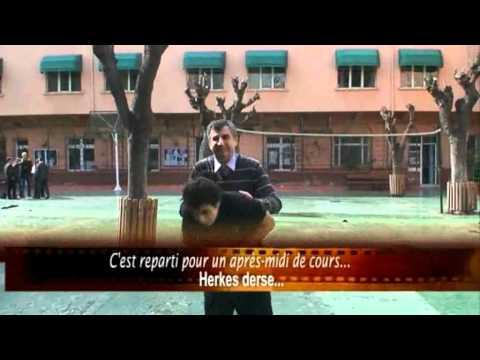 İzmir Saint-Joseph Lisesi'nde 1 Günlük Yaşam