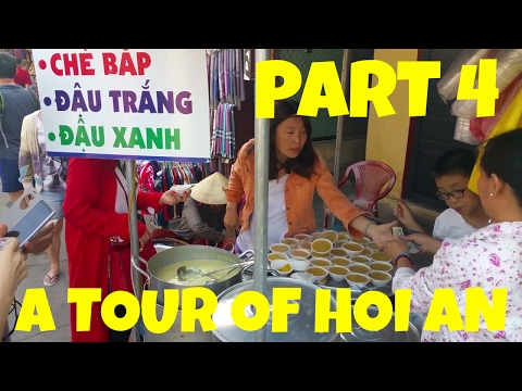 HOI AN STREET FOOD NIGHT MARKET TOUR VIETNAM PART 4