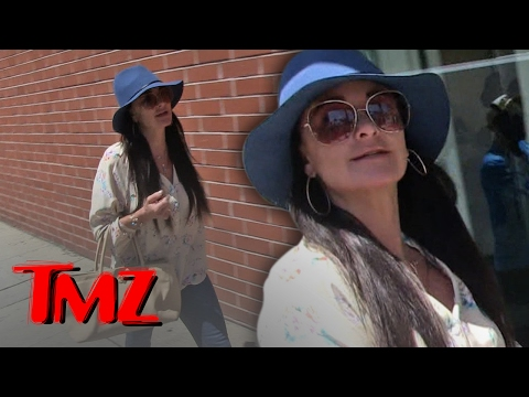 Kyle Richards – Kim's Cool With The Family Again  TMZ