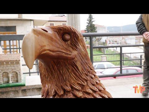 Artesanos de la madera, el hierro y la piedra en Covaleda