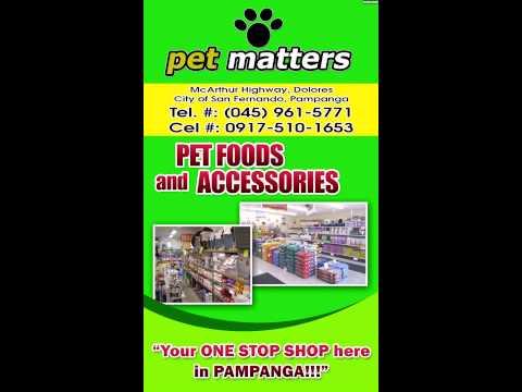 pet matters san fernando pampanga