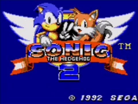 Let s play sonic the hedgehog 2 game gear 1 youtube