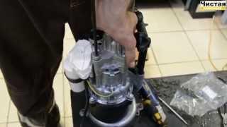 Ремонт и обслуживание бытовой техники Karcher: замена и обслуживание помпы мини-мойки K 5.520