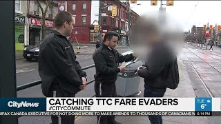 Ride-along with TTC Fare Evasion Inspectors