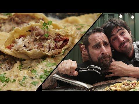 Ravioles de Cordero | Cook & Laucha 2x1