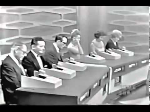 The Match Game  1960s version